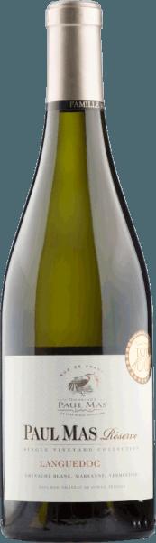 Single Vineyard Collection Blanc 2018 - Paul Mas Reserve