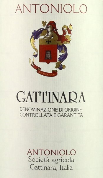Antoniolo's Gattinara DOCG glows in clear ruby red glass with garnet-coloured reflections. The bouquet releases complex aromas, fruity and spicy scents reminiscent of red fruit and flint jam, hints of vanilla with mineral nuances. On the palate, this elegant and refined spouse is rich in taste, harmoniously equipped with silky tannins, energetic and lively stimulating, with fine minerality in the background. The finish is long, soft and sustainable. Vinification of Antoniolo's DOCG This Gattinara is the base wine of the Antoniolo winery. For this wine from the north of Piedmont, 100% Nebbiolo grapes are vinified, which grow exclusively in the estate's own vineyards. The soils are mainly of volcanic origin, the vineyards are in an ideal south-west orientation. The wine is aged for 42 months in the wine cellar, including 30 months in large wooden barrels and then another 12 months in bottle storage before being sold.Antonilo produces about 18,000 bottles per year from the DOCG spouse. Food recommendations for Antoniolo's Gattinara DOCG Enjoy this fascinating Gattinara DOCG with traditional Piedmontese cuisine, roasts and grilled beef, game, meat stews with potatoes and vegetables, ripe, spicy cheeses . We recommend opening Antoniolo's Gattinara DOCG about an hour before serving.This wine can already be enjoyed excellently, but also has potential if you let it rest for a while. In the wine cellar it has a shelf life of about 10 years. Awards for Antoniolo's wife DOCG Gambero Rosso: 2 red glasses for 2013,  2012 and 2011 Vitae AIS: 3 vines for 2013 and 2010 Wine Spectator: 91 points for 2012 Bibenda: 4 grapes for 2010 and 2004 Wine Advocate Robert M.Parker: 90 points for 2008, 88 points for 2004