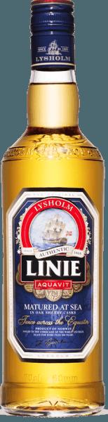 Linie Aquavit Original Lysholm - Arcus
