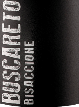 Bisaccione Rossoby Buscareto from the Italian wine region IGT Marche Rosso is a fine, harmonious and expressive red wine cuvée vinified from the Montepulciano and Cabernet Sauvignon grape varieties. In the glass, this wine presents itself in a dark ruby red with purple highlights. The expressive bouquet enchants the nose with intense aromas of juicy sour cherries, dried plums and spicy notes of freshly ground pepper. The aromas of the nose are also present on the palate. The warm body has a dense texture that gives this Italian red wine its profoundness. The finale comes with a pleasant length and fine spice. Vinification ofthe Buscareto Rosso Marche The two grape varieties grow in the Italian brand inthe Cassero di Camerata Picena vineyard. Once the grapes have arrived in the wine cellar of Buscareto, the grapes are fermented at a controlled temperature (approx. 25 degrees Celsius) for 15 days and macerated on the peel. When the fermentation process is complete, this red wine is transferred into French oak barriques and tonneaux. The expansion is about a year. After that, this wine rests on the bottle for 12 months before the Buscareto Rosso Marche leaves the winery. Food recommendation for Rosso Marche Buscareto This dry red wine from Italy is an excellent accompaniment to strong stews with beef, roasting with grilled vegetables or to all kinds of sausage and cheese variations.