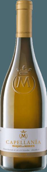 Capellania Blanco DOCa 2016 - Marques de Murrieta
