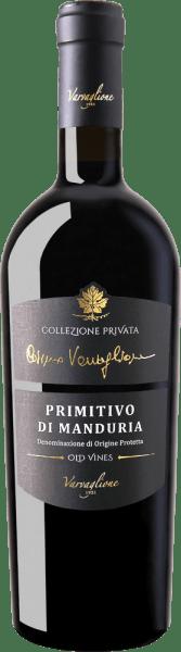 Cosimo Varvaglione Collezione Privata Primitivo di Manduria DOP 2016 - Varvaglione