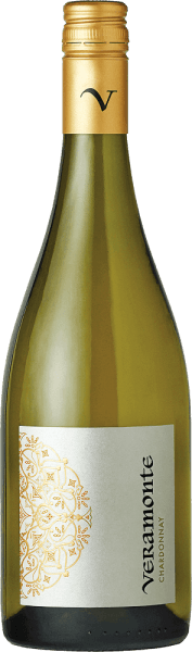 In the Chilean wine-growing region Casablanca Valley, the grapes grow for this supple, grape-varietal Chardonnay from Veramonte.  With a bright straw yellow and green-golden reflections, this wine shimmers in the glass. The expressive bouquet enchants the nose with aromas of yellow fruits (ripe pear and quince), fresh lemon peel and lemon cream (lemon curd) and finest hints of vanilla and roasted notes. The palate is completely convinced by the pure fruit and the creamy-melting texture. The body is wonderfully elegant and harmonious. The finale offers a beautiful balance between melting and fruity freshness.  Vinification of Chardonnay Veramonte During the night, the grapes are harvested in the Casablanca Valley and immediately brought to the Veramonte winery. There, the readings are pressed in their entirety and fermented in the stainless steel tank. This Chilean white wine is then aged to 50% both in a stainless steel tank and in a wooden barrel (8 months).  Food recommendation for Veramonte Chardonnay This dry white wine from Chile goes perfectly with all kinds of creamy risotto variations, fresh pasta and lasagne, but also with dishes of Thai cuisine - especially dishes with coconut milk.