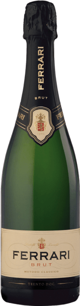 This sparkling wine symbolizes the history of the Ferrari winery and has been vinified in the Trentino region since 1902. The Ferrari brood by Ferrari presents itself in a straw yellow color with greenish shades in the glass. The boquet of this spumante is intense and exudes aromas of yeast, field flowers and Golden Delicious apples. In terms of taste, it impresses with harmony, suppleness, clarity and notes of fresh bread and ripe fruits. Data of the Ferrari Brut of Ferrari Winery: FerrariCountry: ItalyRegion: TrentinoGrape varieties: 100% ChardonnayContent: 1,5 lAgeing potential: until 2013Alcohol: 12,50 Vol.%Optimal serving temperature: 8°C Awards of Ferrari Brut - Magnum in GP from Ferrari Gambero Rosso: 2 glasses (vintage 2010 & 2011)Wine Advocate: 88 Parker pointsDuemilavini: 4 grapes Wine Enthusiast: 90 pointsWinery 2011: Winner in the category Sparkling and semi-sparkling wines of the year 2010Winereview-online: 90 points