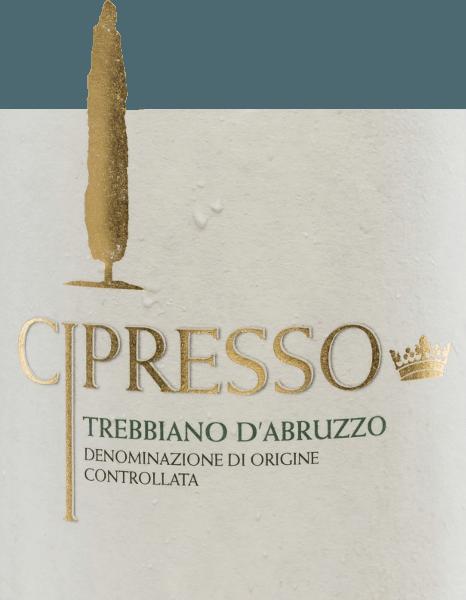 Trebbiano d'Abruzzo DOC 2019 - Cipresso von Cipresso