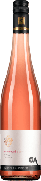 Bentz Rosé Cuvée trocken 2020 - Aldinger