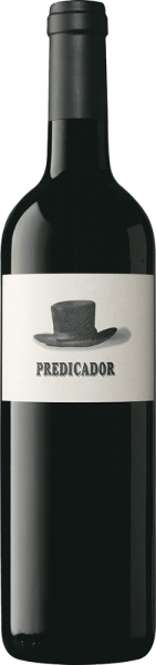 The Predicador Tinto DOCa by Bodega Contador is presented in the glass in a deep dark red with violet reflections. The nose is flattered by the delicious aromas of red and black fruits. The bouquet is rounded off by fine wood notes, spicy nuances and mineral hints. This red wine looks fresh on the palate and matured at the same time. A complex fruit aroma combines harmoniously with fresh acidity and soft tannins. A fine cuvée that inspires with length and structure. Vinification of the Bodega Contador Predicador This red wine cuvée is vinified from the grape varieties Tempranillo (93%), Garnacha (3%), Graciano (2%) and Mazuelo/Carignan (2%). After harvesting, the grapes are destemmed and fermented in stainless steel tanks and wooden barrels. The ageing then takes place over a period of 16 months in French oak barrels. Food recommendation for the Bodega Contador Predicador Enjoy this dry red wine with strong tapas, paella, red meat and matured cheese.