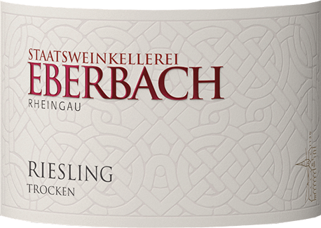 The Riesling dry from Eberbach from the German wine-growing region Rheingau delights in the glass with a delicate straw yellow. The fresh bouquet unfolds wonderful citrus fruits, which the cool nose skilfully plays around with vegetable notes. On the palate this German white wine presents itself with a clear and fine juicy taste of animating herbs and present acidity. This makes the body appear slim and provides a wonderfully lively, fresh feeling. This well-balanced white wine is rounded off by a beautiful length. Food recommendation for the Eberbach Riesling dry litre bottle Enjoy this dry white wine from Germany with crunchy salads, summery quiches, fine seafood and fresh fish dishes.