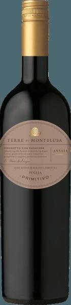 Primitivo Puglia IGT 2020 - Terre di Montelusa