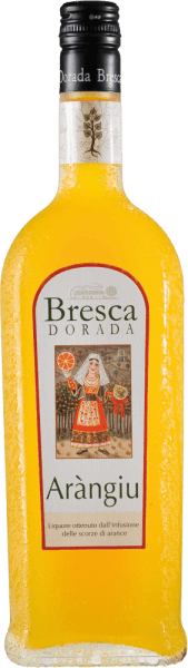 Aràngiu Orangenlikör - Bresca Dorada