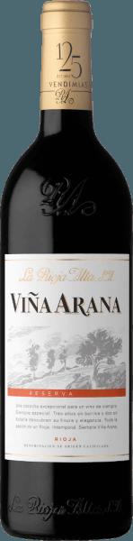 Viña Arana Reserva DOCa 2011 - La Rioja Alta