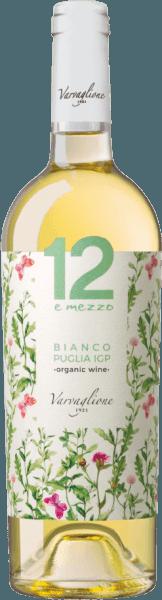 12 e Mezzo Bianco Organic Wine Puglia IGP 2019 - Varvaglione