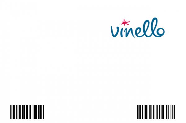 25 € VINELLO Gift Voucher Instant shipping via e-mail von VINELLO