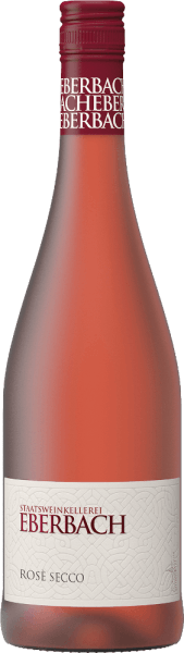 The Rosé Secco from Eberbach is a light-hearted, uncomplicated Secco made from the Spätburgunder grape varieties and other red, complementary grape varieties. A strong pink with glittering highlights shimmers in the glass of this sparkling wine. The bouquet reveals ripe, juicy berries - especially strawberry and raspberry come to the fore. The aromas of the nose are accompanied by floral hints of violet. On the palate this Secco is very refreshing with sweet ripened strawberry fruit. The finale is accompanied by a sweet finish. Food recommendation for the Eberbach Rosé Secco Enjoy this sparkling wine from Germany well chilled as a welcome aperitif. Or serve this sparkling wine with desserts with fresh berries.