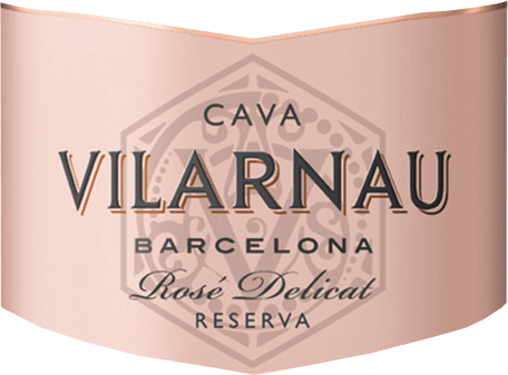 The Cava Brut Reserva Rosado of Vilarnau from the Spanish wine region of Catalonia is vinified from the grape varieties Trepat (85%) and Pinot Noir (15%) - a wonderfully elegant and juicy cava.  In the glass, this sparkling wine shines in a bright raspberry pink with pink shades. The pearl layer rises in fine, persistent pearl cords. The powerful bouquet is dominated by ripe red fruits - especially red currant, raspberry and cherries. On the palate, too, the wonderfully juicy fruit fullness is presented and is accompanied by hints of brioche. The balance between the very subtle sweetness and the fresh acidity is perfectly balanced.  Vinification  of Vilarnau Cava Brut Reserva Rosado Barcelona The harvest for the grapes (Trepat and Pinot Noir) starts in September. Once the harvested material has arrived in the Vilarnau wine cellar, the mash is first fermented in stainless steel tanks. Then begins the second, traditional bottle fermentation. This wine is aged for at least 9 months in bottle. Finally, this cava is degorged and can leave the Vilarnau vineyard.  Food recommendation for the Barcelona Rosado Brut Reserva Cava Vilarnau This sparkling wine from Spain is a wonderfully refreshing aperitif. Or pass this cava to spicy tapas variations and Italian pizza classics.