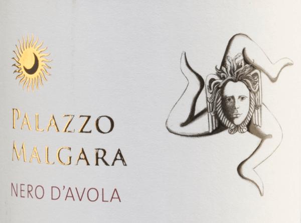 Nero d'Avola Terre Siciliane IGT 2018 - Palazzo Malgara von Palazzo Malgara