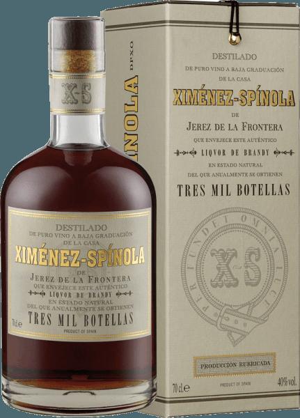 Brandy 3.000 botellas D.O. - Ximénez-Spinola