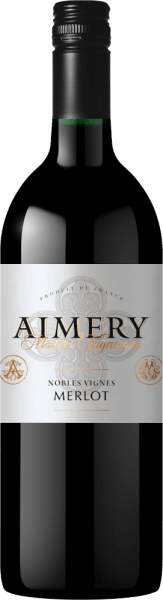 Aimery Merlot 1,0 l 2019 - Sieur d'Arques