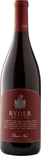 Ryder Estate Pinot Noir 2017 - Scheid Vineyards