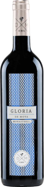 From the Spanish region of Valencia comes the varietalGloria Monastrellfrom Bodega De Moya. WinemakerYves Laurijssens dedicates every red wine to a woman from his family. But who Gloria is remains Yve's secret at the moment. In a dense cherry red with ruby red highlights, this wine shines in the glass. The strong bouquet is characterized by the typical aromas of the grape variety. Ripe blackberry and currant merge with notes of rhubarb and roasted aromas. The fresh acidity is perfectly integrated and harmonizes wonderfully with the elegant tannin structure. The final of this Spanish red wine impresses with its pleasant length and presence. Vinification ofGloria Monastrell De Moya The grapes for this red wine come from 40-year-old vines in the Vall d 'Albaida region. The harvested crop is already selected in the vineyard and harvested in 15 kg boxes. Once the harvested material has arrived in the wine cellar of De Moya, we cool it for 24 hours at 4 degrees Celsius. The mash is then fermented in stainless steel tanks at a controlled temperature. After a complete fermentation process and maceration of 20 to 25 days, this red wine is aged in wood for 12 months. Both barriques (225 l) and large French oak barrels (1000 l) are used for this purpose. Food recommendation for the Bodega De MoyaGloria Monastrell This dry red wine from Spain with dishes is a great companion to cozy barbecues with the family and friends. But this wine is also a real treat for Asian cuisine and Italian classics, such as pizza and pasta. Awards for the Monastrell Gloria by De Moya Mundus Vini: Silver for 2015