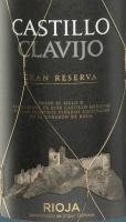 Vorschau: Castillo de Clavijo Gran Reserva DOC 2011 - Criadores de Rioja
