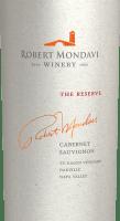 Vorschau: The Reserve Cabernet Sauvignon 2014 - Robert Mondavi