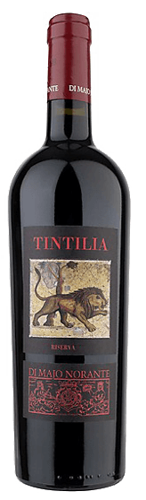 The Tintilia del Molise DOC of Di Majo Norante is vinified from the ancient indigenous grape variety of the same name in the Molise region. In the glass it glows dark ruby red with violet reflections. To the nose, this red wine from the south reveals an impressive bouquet with aromas of dark, ripe plums and wild berries, earthy nuances of undergrowth and in the background nuances of leather, coffee and liquorice.On the palate, the Tintilia by Di Majo Norante presents itself full-bodied, soft and velvety with robust tannin structure, a perfect fusion of fruitiness and spiciness. It ends in a long, full finish with beautiful sustainability. Vinification of Tintilia del Molise by Di Majo Norante Only the best grapes of the autochthonous grape variety of the same name are used for the Tintilia of Di Majo Norante. The grapes grow in a vineyard of only 5 hectares on clayey soils at 300 to 350 m asl. The vines are on average 22 years old. This almost extinct ancient grape variety was only rediscovered in the 1970s in the Molise and has been cultivated since then. After manual harvesting in October, the grapes are macerated and vinified with the skins for about a month, followed by complete malolactic fermentation. The expansion over 18 months takes place partly in wooden barrels, partly in stainless steel tanks and ends with 6 months of bottle storage. Food recommendation for the Tintilia del Molise by Di Majo Norante This powerful southern Italian red wine goes well with rich dishes of red meat, game and matured cheeses and tastes best when served at 18°C. Awards for the Tintilia del Molise by Di Majo Norante Gambero Rosso: 3 glasses for 2016 Gambero Rosso: 3 glasses for 2013 Duemilavini: 4/5 grapes for 2013