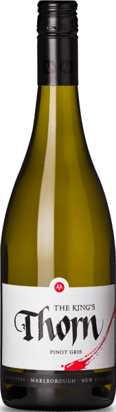 The King's Thorn Pinot Gris 2019 - Marisco