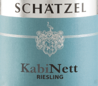 Vorschau: Nierstein Riesling Kabinett 2019 - Weingut Schätzel