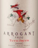 Vorschau: Tutti Frutti Rosé 2020 - Arrogant Frog