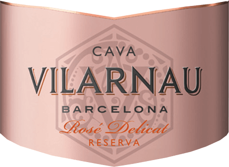 Cava Brut Reserva Rosado - Vilarnau von Vilarnau