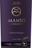 Vorschau: Manso de Velasco Cabernet Sauvignon 2014 - Miguel Torres Chile