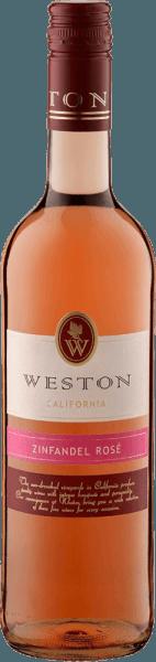 Zinfandel Rosé - Weston Estate Winery