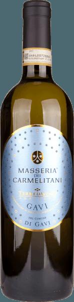 Masseria Dei Carmelitani Gavi di Gavi DOCG 2020 - Vite Colte