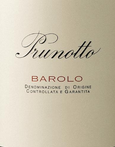 Barolo DOCG 2016 - Prunotto von Prunotto