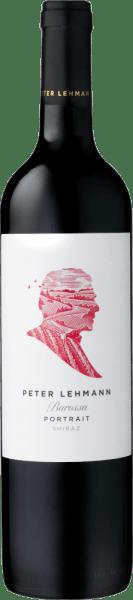 Portrait Shiraz Barossa Valley 2018 - Peter Lehmann