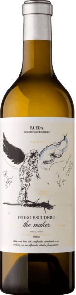 The Maker Verdejo Rueda DO 2019 - Pedro Escudero