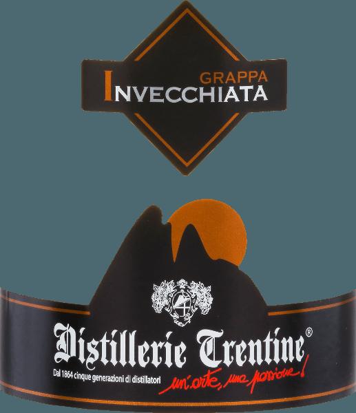 Grappa Invecchiata Barricata 0,5 l - Distillerie Trentine von Distillerie Trentine