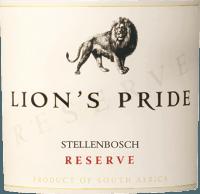 Vorschau: Lion's Pride Reserve Stellenbosch 2019 - KWV