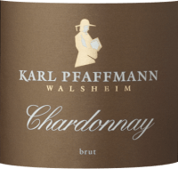 Vorschau: Chardonnay Sekt brut 2018 - Karl Pfaffmann
