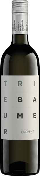This compact, very melted Furmint from Triebaumer shows a shiny straw yellow in the glass. Aromas of Williams-Christ pear, apple and pineapple can be sensed in the bouquet, with some quince chili. This quality wine appears dry and vital with animating acidity, hearty and juicy. Food recommendation for the Triebaumer Furmint Enjoy at 7 to 9°C with fried fish with vegetables and risotto or with fresh farmhouse bread with ripe gouda.