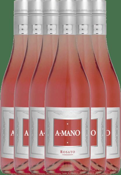 6er Vorteilspaket - Rosato 2019 - A Mano