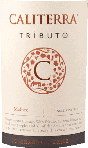 The elegant Tributo Malbec Colchagua Valley from Caliterra comes into the glass with bright crimson. This Caliterra red wine reveals to the nose all kinds of blackcurrants, blackberries, blueberries, lavender and mulberries. As if this were not already impressive, add oriental spices, black tea and cinnamon due to the ageing in a small wooden barrel. This dry red wine from Caliterra is just right for wine lovers who prefer 0.0 grams of residual sugar in the wine. The Tributo Malbec Colchagua Valley is already quite close to this, as it was only bottled with 1.5 grams of residual sugar. On the tongue, this balanced red wine is characterized by an incredibly silky and dense texture. Due to its vital fruit acid, the Tributo Malbec Colchagua Valley presents itself exceptionally fresh and lively on the palate. The finale of this red wine from the Valle Central wine-growing region finally inspires with remarkable reverberation. Vinification of the Caliterra Tributo Malbec Colchagua Valley Starting point for the first-class and wonderfully balanced Cuvée Tributo Malbec Colchagua Valley of Caliterra are Malbec and Petit Verdot grapes. After harvesting, the grapes immediately reach the winery. Here you are selected and gently ground. Fermentation is then carried out in a stainless steel tank and small wood at controlled temperatures. The fermentation is followed by ageing for 12 months in oak barrels. Food recommendation for the Tributo Malbec Colchagua Valley of Caliterra Experience this red wine from Chile ideally tempered at 15 - 18°C as a companion to lamb ragout with chickpeas and dried figs, goose breast with ginger red cabbage and marjoram or braised chicken in red wine. Awards for the Tributo Malbec Colchagua Valley of Caliterra In addition to an absolutely reasonable price for the quality, this Caliterra wine can also come with awards. In detail, these are Wine Advocate - Robert M. Parker - 90 points