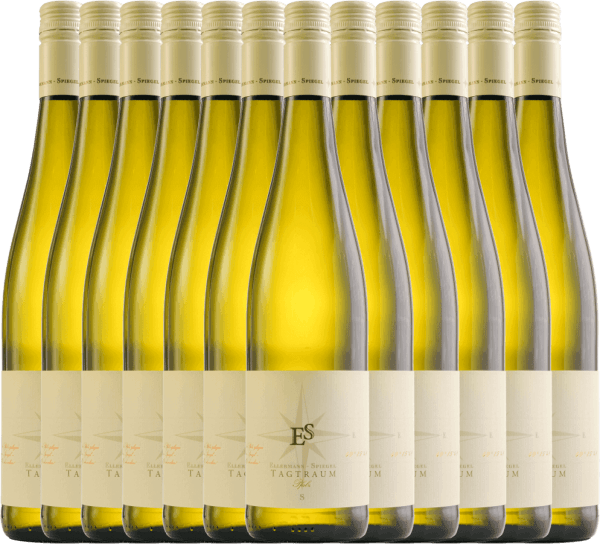 12er Vorteils-Weinpaket - Tagtraum 2019 - Ellermann-Spiegel