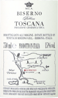 Vorschau: Biserno Toscana Rosso IGT 2017 - Tenuta di Biserno