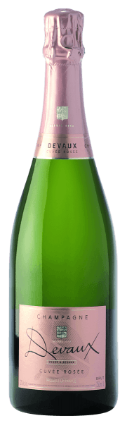 This delicate and delicate cuvée Rosée Brut from Devaux seduces with aromas of raspberries and currants. It looks fresh, very balanced and harmonious with fine violet aromas. Especially the taste of red berries gives this rare rosé champagne its animated character.