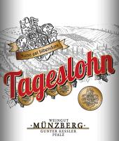 Vorschau: Tageslohn Dornfelder Spätburgunder 2017 - Weingut Münzberg