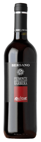 This red wine is presented in a bright and deep red color in the glass. A fragrant Barbera with a fresh bouquet, strong body and powerful tannin structure. Dry and accessible convinces the palate. Food Pairing - Food recommendation forthe Antara Barbera Piemonte DOC from BersanoServe with fried and grilled meat, pasta and pizza and strong cheeses.