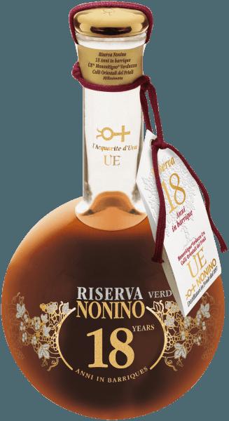 Ùe Riserva Verduzzo 18 Jahre - Nonino Distillatori