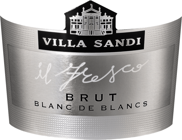 The il Fresco Brut Blanc de Blancs Spumante from the pen of Villa Sandi from Veneto shows a brilliant, light yellow colour in the glass. The colour of this white wine also shows reflections in the core. In the glass, this Italian cuvée flatters with wonderfully youthful notes of mulberries, pear, lilies and physalis. Added to this are notes of oriental spices, vanilla and gingerbread spice. Il Fresco Brut Blanc de Blancs Spumante can be described as exceptionally fruity and velvety, as it was vinified with a pleasantly sweet taste profile. Light-footed and multi-faceted, this crisp sparkling wine presents itself on the palate. Due to its moderate fruit acidity, the il Fresco Brut Blanc de Blancs Spumante flatters with a pleasing feeling on the palate without lacking freshness. The finale of this sparkling wine from the Veneto wine-growing region finally captivates with a good aftertaste. Vinification of the il Fresco Brut Blanc de Blancs Spumante from Villa Sandi The basis for the first-class and wonderfully elegant Cuvée il Fresco Brut Blanc de Blancs Spumante from Villa Sandi are Chardonnay and Pinot Blanc grapes. After the harvest, the grapes are taken to the press house as quickly as possible. Here they are selected and carefully broken down. Fermentation follows in stainless steel tanks at controlled temperatures. At the end of the fermentation process, the Fresco Brut Blanc de Blancs Spumante is allowed to harmonise on the fine yeast for a few months. The ageing in oak barrels is followed by a long bottle ageing, which makes this sparkling wine even more complex. Recommended with Villa Sandi il Fresco Brut Blanc de Blancs Spumante Enjoy this sparkling wine from Italy ideally very well chilled at 5 - 7°C as an accompaniment to rum pot, veal and onion casserole or spicy curry with lamb.